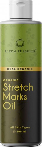 Life & Pursuits - Organic Stretch Marks Oil